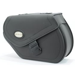 Longride lockable Saddlebags for Triumph Bonneville, CL150