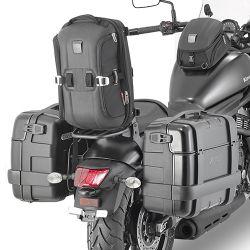 GIVI Backrest/Luggage Carrier for Kawasaki Vulcan S 650 2015>18 - TS4115B