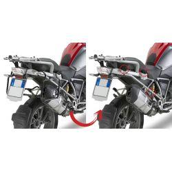 GIVI Rapid Release Pannier Frames for BMW R1200GS 2013>, PLR5108