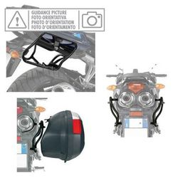 GIVI Fixed Pannier Frames for Honda Integra 700 2012>, PLX1120