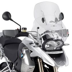 GIVI Adjustable Airflow Screen for BMW R1200GS, 2004-2012 AF330