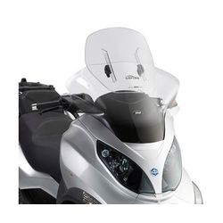 GIVI Adjustable Airflow Screen for Piaggio MP3, 2006>2011, AF504
