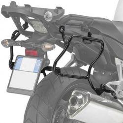 GIVI Rapid Release Pannier Frames for Honda Crossrunner 800 2011>14, PLXR1104
