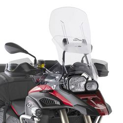GIVI Adjustable Airflow Screen for BMW F800GSA, 2013>, AF5110
