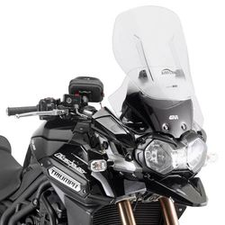 GIVI Adjustable Airflow Screen for Triumph Tiger Explorer 1200.2012>, AF6403