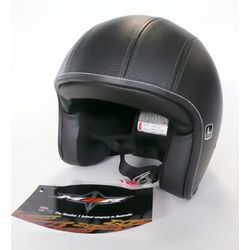 M2R Cruiser 225 open face helmet