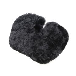 Ridesoft Large Sheepskin Gel Pad Motorcycle Seat Cushion