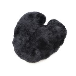Ridesoft Buddy/Pillion Sheepskin Gel Pad Motorcycle Seat Cushion [CLONE]