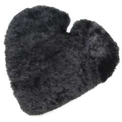 Ridesoft Supreme Sheepskin Gel Pad Motorcycle Seat Cushion