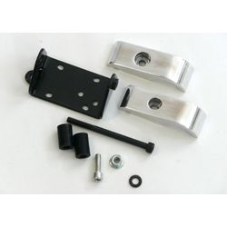 SW-Motech GPS Holder Mount 28mm Silver