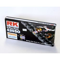 RK Chain Takasago Chain O-Ring 525SO