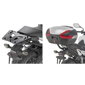Givi Top Case Mounting Kit for Honda CB650F 2014>18/CBR650F 2014>16 - 1137FZ