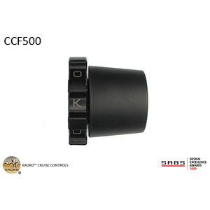 Kaoko Cruise Control for BMW F800GS, R1200R, R1200S, R1200RT, K1300S, K1300R, K1200S and K1200R, CCF500