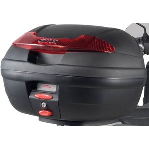 GIVI Top Case, E340 Monolock, black