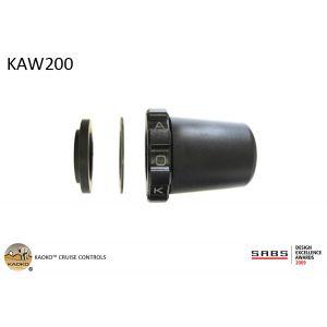 Kaoko Cruise Control for Kawasaki Ninja 650R/ZZR1400 - KAW200