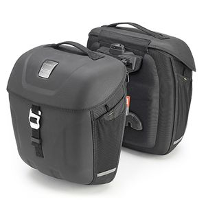 GIVI Metro-T Side Bags 18L