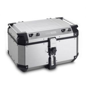 GIVI Top Case, Trekker Outback 58 Litre, Aluminium, OBKN58A