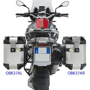 GIVI Trekker OB Pannier Frames for BMW R1200GS 2013>, PL5108CAM