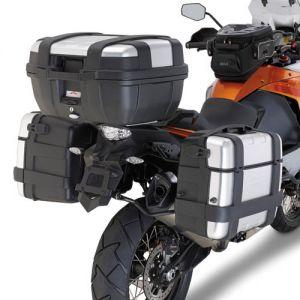 GIVI Rapid Release Pannier Frames for KTM 1190 Adventure, 2013>, PLR7703