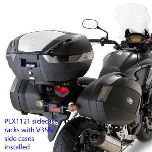 GIVI Fixed Pannier Frames for Honda CB500X 2013-, PLX1121