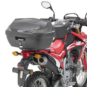 GIVI Top Case Mounting Kit for Honda CRF250L/CRF250 RALLY 2017>18 - SR1159