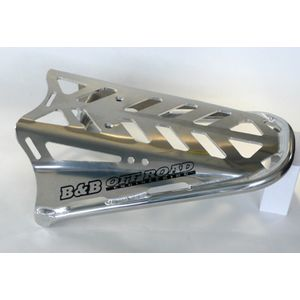 B & B Off Road Systems Luggage Rack, DRZ400E