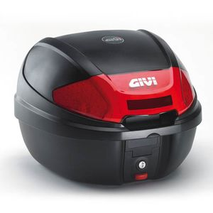 GIVI Top Case, E300N2 Monolock, black