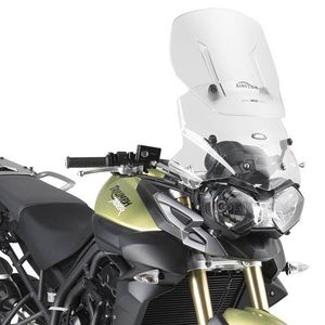 GIVI Adjustable Airflow Screen for Triumph Tiger 800XC.2011>2015, AF6401