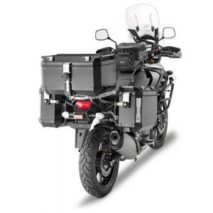 GIVI Trekker OB Pannier Frames for Suzuki DL1000, 2014>, PL3105CAM