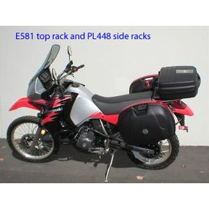 GIVI Fixed Pannier Frames for Kawasaki KLR650 2008>, PL448