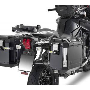 GIVI Trekker OB Pannier Frames for Triumph Tiger 1200 2012>, PL6403CAM