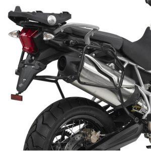 GIVI Rapid Release Pannier Frames for Triumph Tiger 800 XC/XR 2011>, PLR6409