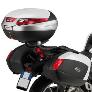 GIVI Fixed Pannier Frames to fit V35 Panniers to Honda VFR1200 2010>, PLX209