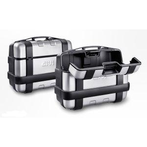 GIVI Trekker 33L or 46L Pannier/Top Case, TRK33N, TRK46N