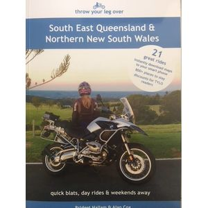 Throw Your Leg Over South East QLD & Northern NSW Book