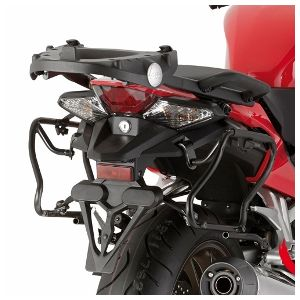 GIVI Rapid Release Pannier Frames to fit V35 Panniers to Honda VFR800F 2014>18, PLXR1132