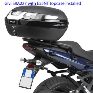 GIVI Top Case Mounting Kit for Triumph Sprint GT 1050 2010>, SRA227