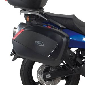 GIVI Fixed Pannier Frames to Fit V35 Panniers to Suzuki DL650, PLX532
