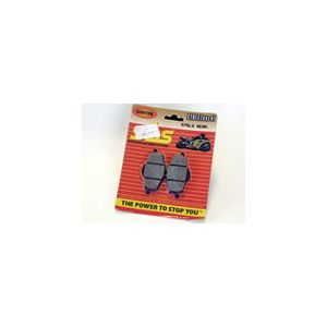 SBS Brake Pads - Streetexcel 575LS Rear
