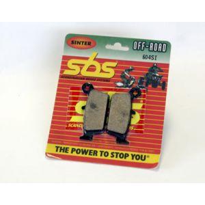 SBS Brake Pads - Off Road 604Sl