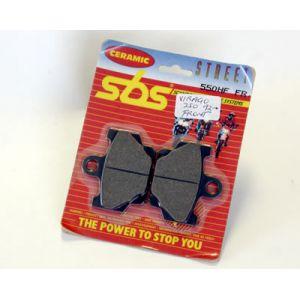 SBS Brake Pads - Street 550HF Front