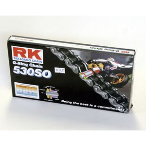 RK Chain Takasago Chain O-Ring 530SO