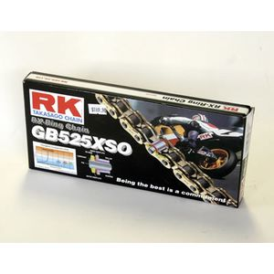 RK Chain Takasago Chain RX-Ring Chain GB525XSO