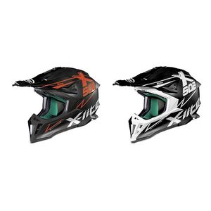 Nolan X-Lite X-502 UC Off-Road Full Face, Matris