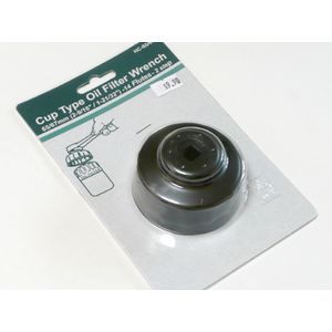 Oil Filter Wrench - Cup Type 65/67mm