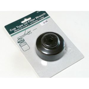 Oil Filter Wrench - Cup Type 68mm