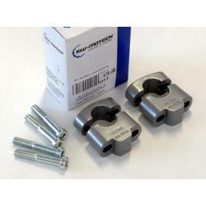SW-Motech Handle Bar Risers - Universal