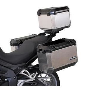 SW-Motech TraX Evo 38L Alu Top Box