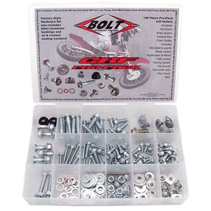 Bolt Motorcycle Hardware - CRF Pro-Pack