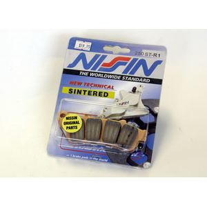Nissin Brake Pads 250-ST-R1 and 2P 250
